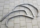 Radlaufchrom W 112 Coupe