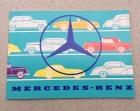 Die Mercedes Personenwagen 50/60er
