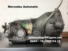 Reparatur / Revision aller MB Automatikgetriebe