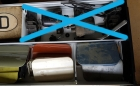 Tankklappe, Benzinpumpe, Stabi Gummi