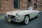 1958 Mercedes SL 190