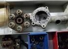 Scheibenwischermotoren, Zentralschmierung, Radsatz