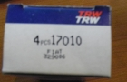 Ventile TRW Fiat
