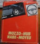 Momo, Mozzo-Hub, Nabe-Moyeu