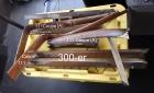 Holzleiste Windschutzscheibe A-Säule W 111 Cpe/Cab