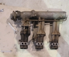 Saugrohr Doppelflansch M127