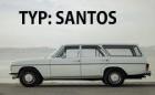 Suchen Santos Strich-Acht Kombi