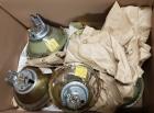 geputzte Scheinwerfereinsätze 108 109 Export