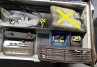 Typschilder Radioblenden Blinkerschalter W111