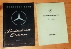 Original Mercedes Service Kundendienststationen