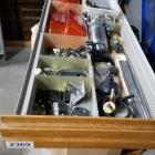 Rücklichtdeckel 108 Schließzylinder 111 Wischermot