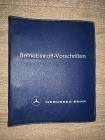 Mercedes Werkstatt-Bücher