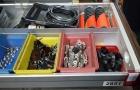 Tachometer Einzelteile Flosse W 108
