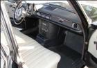W115 - Vordere durchgehende Sitzbank