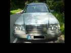 Mercedes Kombi E300 4matic W124 silber 744 Bj 1995