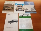 /8 Binz Ambulance, Kombiwagen, 220D 220 230 Miesen