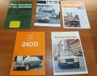 220/220 230/250, Fotodienst, Journal, 240D, Taxi
