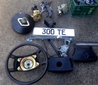 Hydraulikblock Bremsgerät Lenkrad W 124