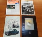 Journal, Taxi, 240D/300D, 280 220D/230, 250/280