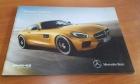 Mercedes-AMG GT 10/2014 Preisliste 2014
