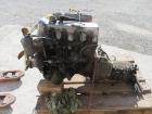 Motor 200D (OM615.913) + Getriebe