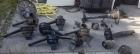 Luftfiltergehäuse Diesel Benzin Heckflosse