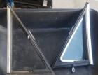 Dreiecksfenster mit Dichtung vermutlich 108