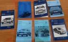 Preislisten 1987, 1982, 1976, 1991, 1987, 1990, 1989