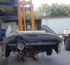 Karosserieteile 190 c Heckflosse mit Schiebedach