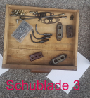 Teile Einspritzung 220 SE in Schublade