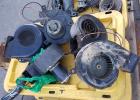 Gebläsemotoren Klimaanlagen W 108 W 109