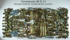 Schraubensatz Mercedes 280SE 3.5 W108/W109