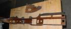 Holz Armaturenbrett W 111 Coupe spät