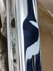 W111 Limousine Stoßstangensatz Heckflosse neu verchromt