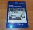 Preisliste Personenwagen Sonderausstattungen 02/1990
