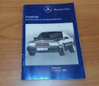 Preisliste Personenwagen 02/1990