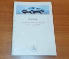 Preisliste Personenwagen und Sonderausstattungen 08/1994