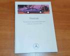 Preisliste Personenwagen und Sonderausstattungen 12/1994
