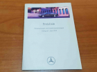 Preisliste Personenwagen und Sonderausstattungen 06/1994