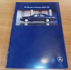 Prospekt Die Mercedes Limousinen 200 - 300