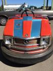 Ihle Oldtimer Autoskooter von 1973/1974 Modell Mercedes
