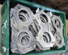Trägerplatten Exportscheinwerfer