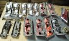 Rückleuchten 111 Coupe auch Einzelteile
