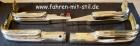 Set neue Stoßstangen für W111 W112