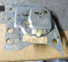 Drehzahlmesser / Uhr aus 380 SL / SLC