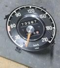 Tachometer aus 111 C - Skala 210