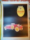 23 alte Poster Plakate Werbung Mercedes