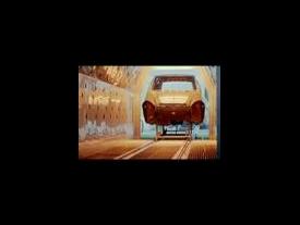 Mercedes-Benz plant production of cars part 1
