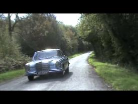 1968 MERCEDES 250 SE