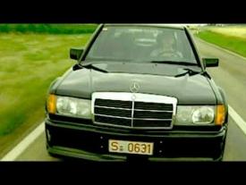 Mercedes 190 E 16-Ventiler